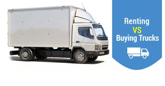 Renting VS Buying Trucks
