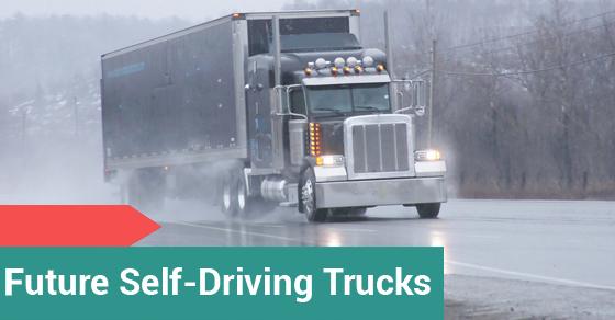 Self-Driving Trucks