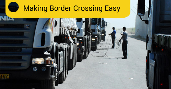 Cross Border Hauls