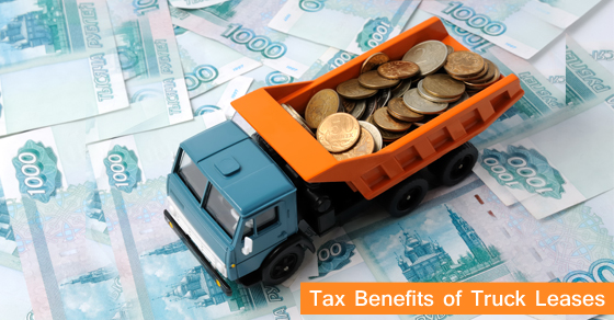 Tax Benefits of Truck Leases