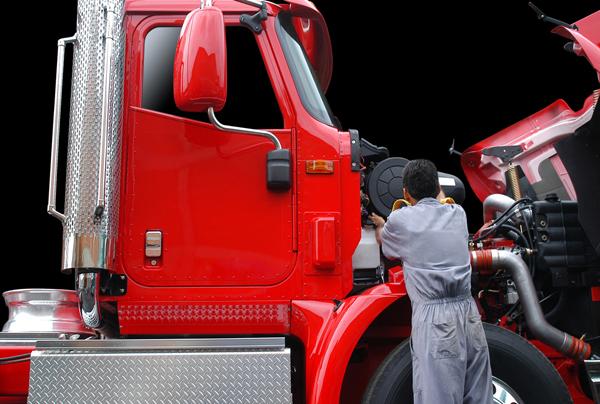 Truck Repair Loan