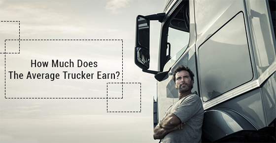 How Much Do Truckers Earn Annually?