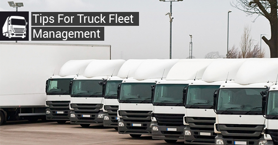 Truck Fleet Management