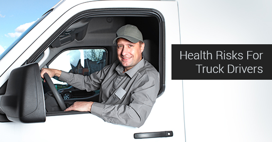 Health Risks For Truck Drivers