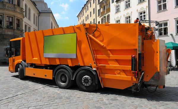 Garbage Truck Loans