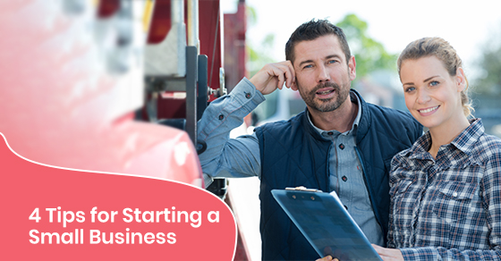 Tips For Starting a Small Business