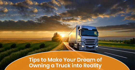 Tips to consider while applying for truck finance