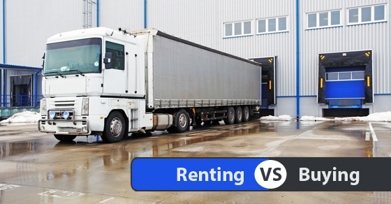 Buy Or Rent A Truck
