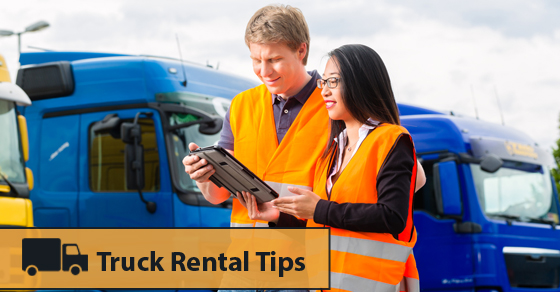 Renting A Truck