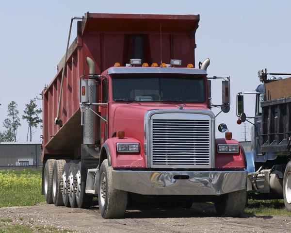 Dump Truck Loans