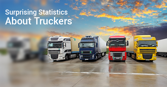 Surprising Statistics About Truckers
