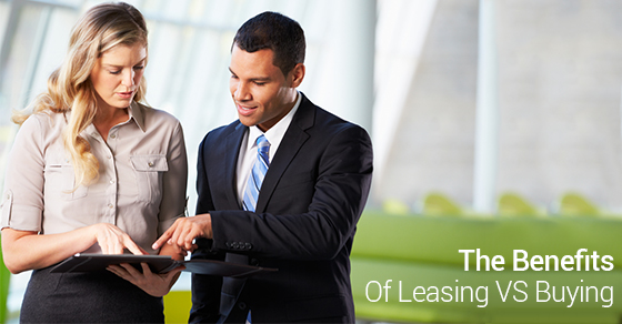 Leasing VS Buying Equipment