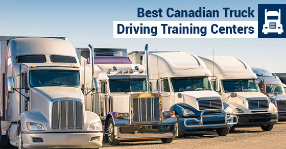 Truck Driving Training Centers