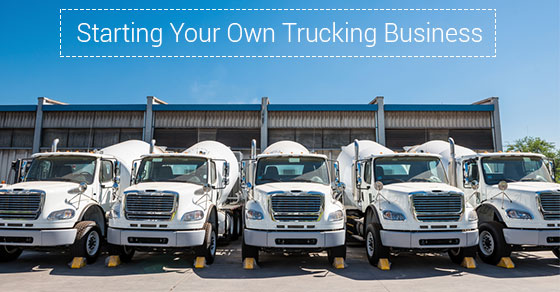 Own Truck Business
