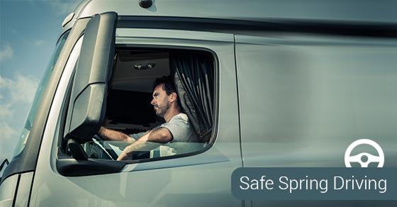 Safe Spring Driving