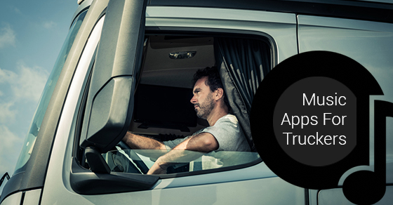 Music Apps For Truckers