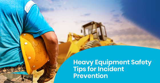 heavy equipment safety tips