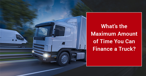 What's the Maximum Amount of Time You Can Finance a Truck?
